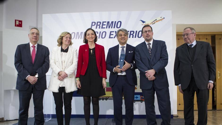 El III Premi Comerç Exterior distingeix Luca de Meo per la mobilitat sostenible de SEAT