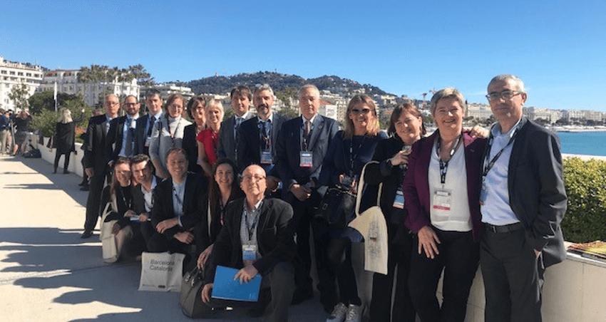 La Zona Franca presenta la seva oferta comercial i de transformació cap a l'economia 4.0 a la fira MIPIM de Cannes