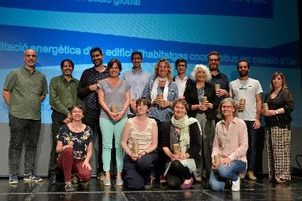 El nostre projecte ECOCIRCULAR ZF rep el premi Barcelona+Sostenible