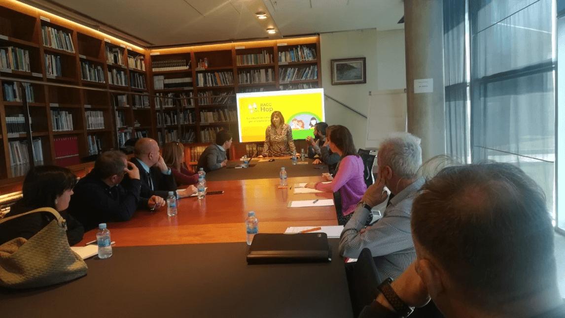 Jornada de mobilitat compartida en el marc del projecte ECOCIRCULAR ZF