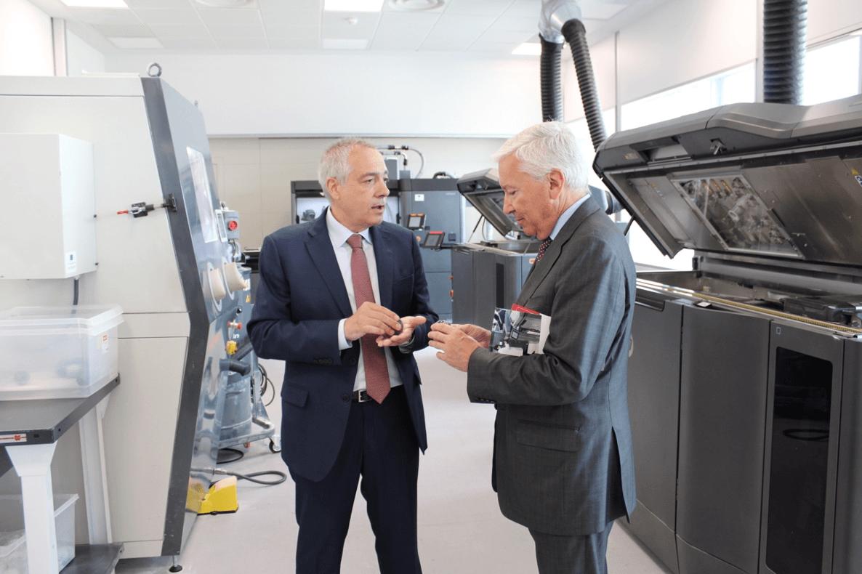 La Zona Franca patrocinarà la innovació en la Nit de l'Empresari de CECOT