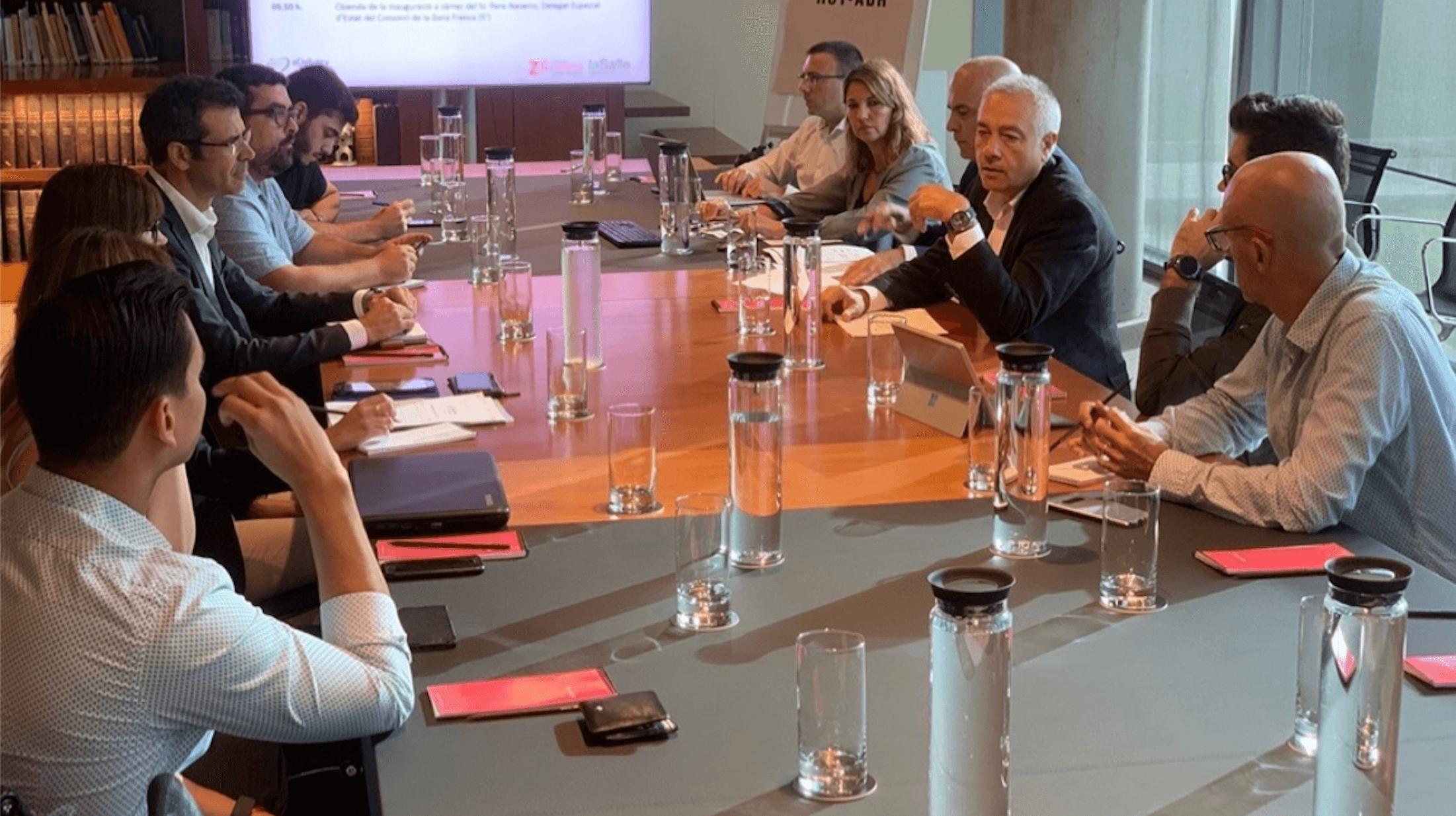 II Programa d'acceleració de start-ups logístiques de La Salle-URL i la Zona Franca