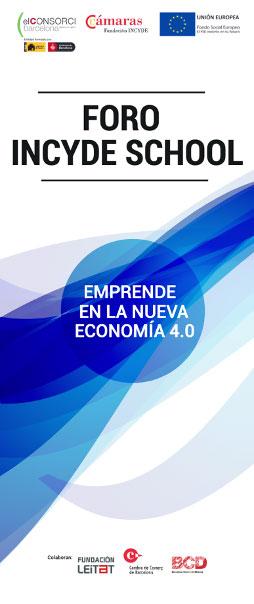 El Consorci i la Fundación INCYDE organitzen una jornada sobre les oportunitats que ofereixen les noves tecnologies 4.0 en l'economia actual