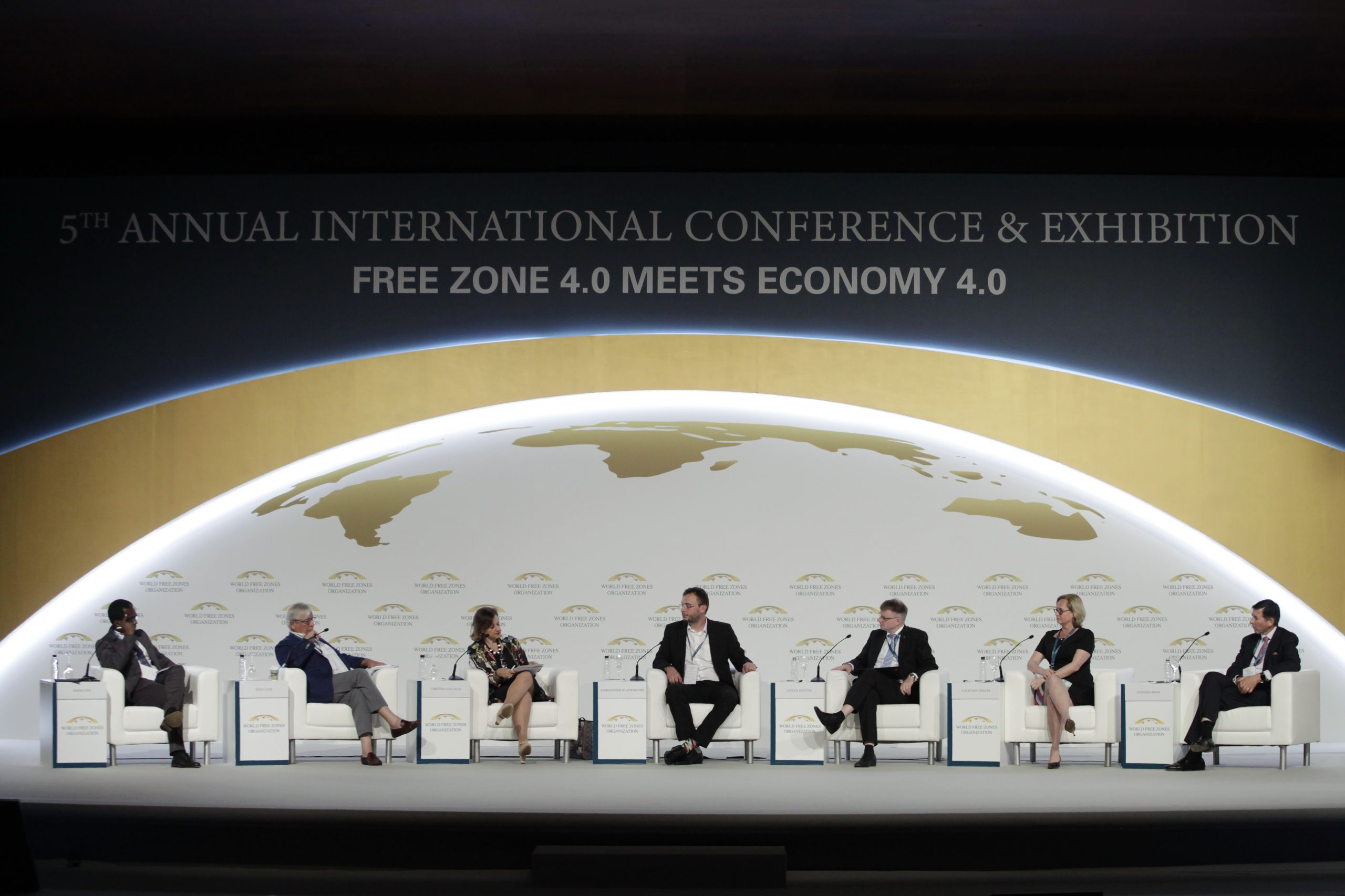 Congreso Mundial<br/>Zonas Francas